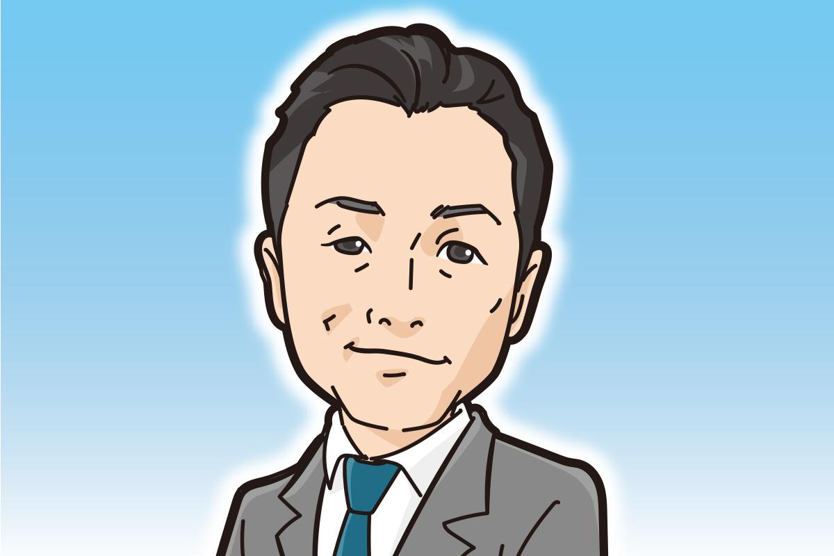 営業グループ 西崎