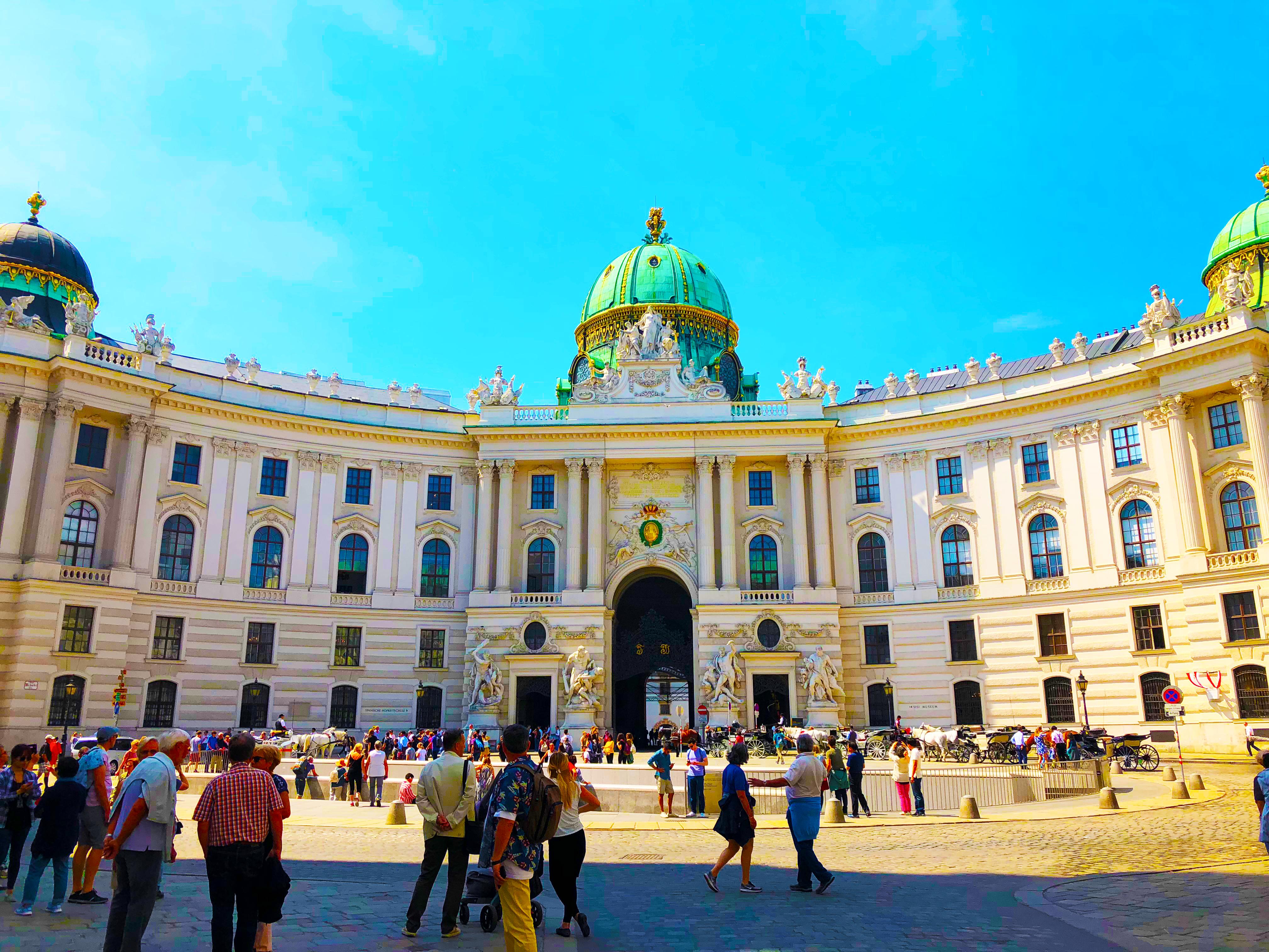 Vienna, Austrian